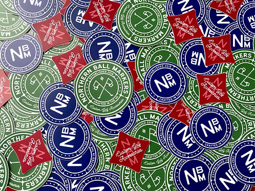 NBM // Stickers