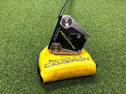 Scotty Cameron Phantom X 8.5 Putter // 35""