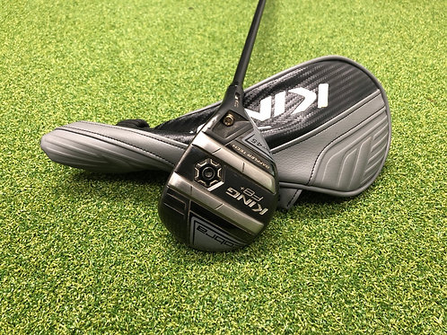 Cobra KING F8 4-5 Fairway Wood // Stiff