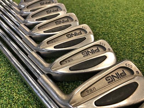 Ping S59 Irons 3-PW // Reg