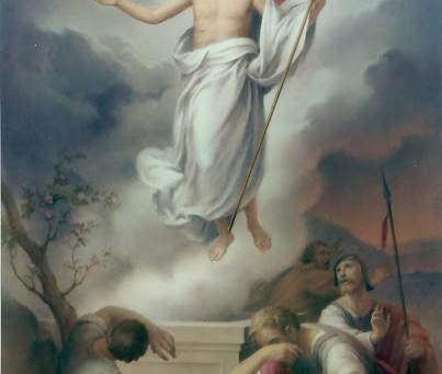 Chrystus zmartwychwstał! Alleluja!!!