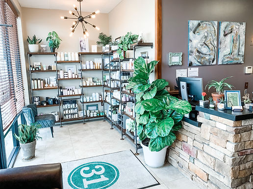Marysville Ohio Salon.  Eco Friendly. Studio 31 Salons