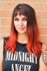 Nicki Blevins.  Marysville Hair Stylist
