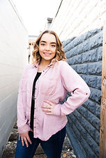 Paige Baldwin. Marysville Ohio Hair Stylist