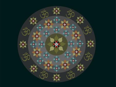 Mandalas: harmonia e integração.