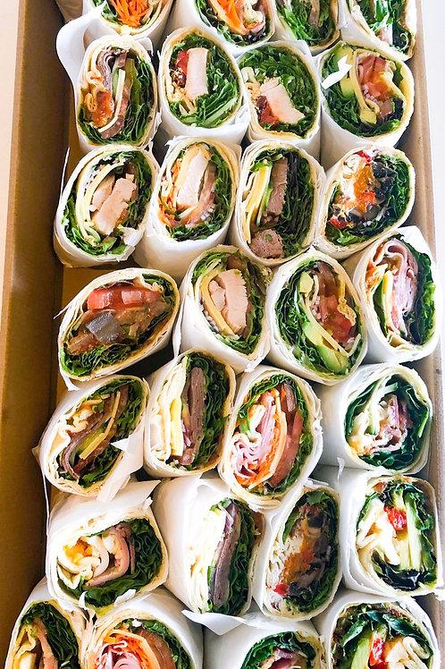 Wraps Platter (Serves 10)