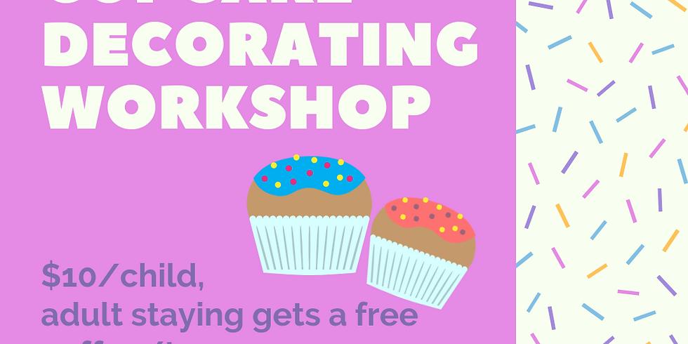 School holiday cupcake workshop - Summer Beach Theme