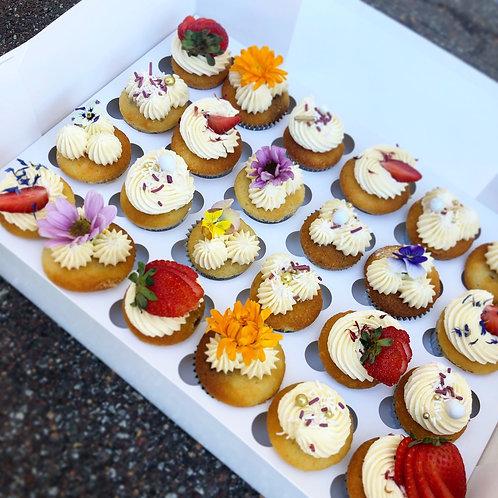 Mini cupcake - 1 dozen