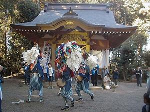 高倉獅子舞
