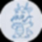 つるゴンマーク(刺繍)