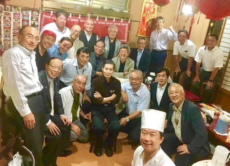 つるゴン茶らーめん&東京五輪ホストタウン料理賞味会