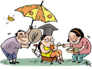 I figli vanno amati non venerati: considerazioni per una educazione efficace