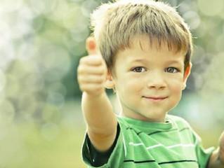10 cose da dire che rendono felice un bambino