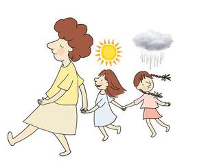 Disparità di trattamento tra fratelli, il ruolo della mamma