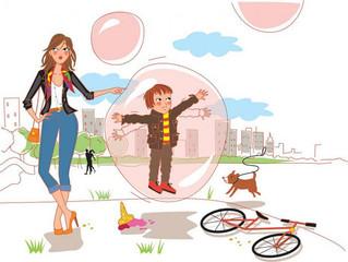 Genitori troppo presenti nella vita scolastica dei figli, risvolti psicologici