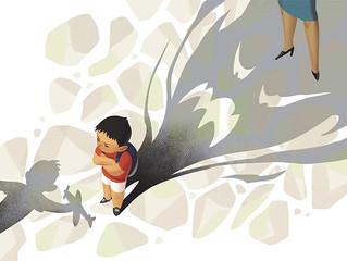 10 indicatori di bassa autostima nei bambini