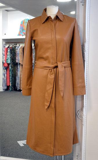 Rino & Pelle  Vegan Leather Dress/Jacket - 2 Colours Available