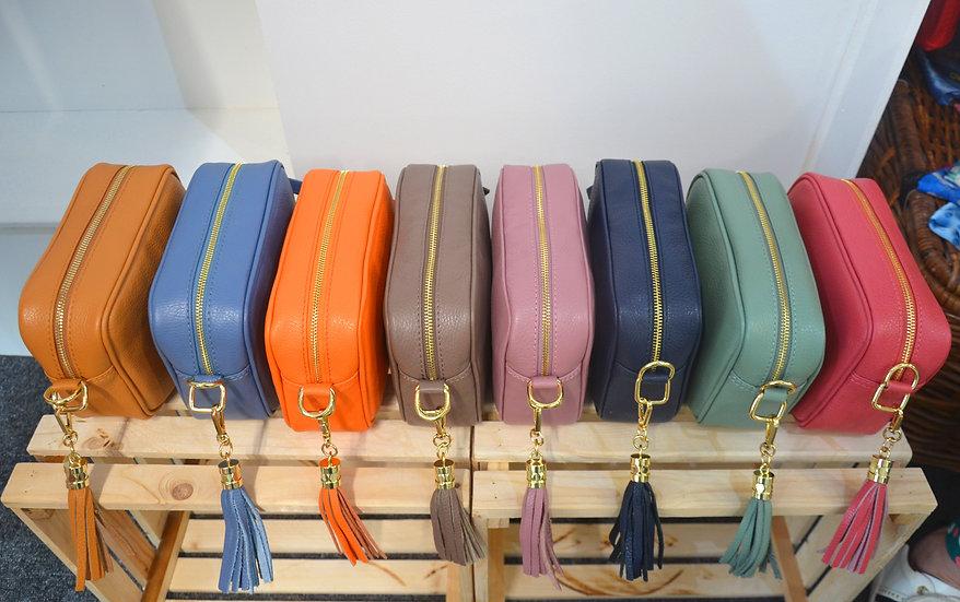 Elie Beaumont Crossbody Bag  - 8colours available