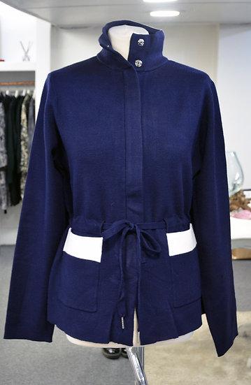 Rino & Pelle Navy Jacket/Cardigan