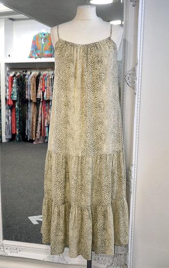 Rails Adora - Cream Snakeskin Dress