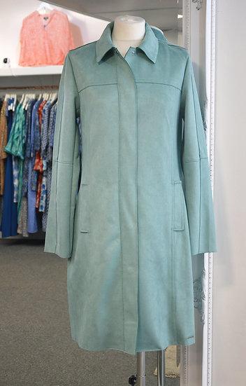 Rino & Pelle Mint Suede Dress/Jacket
