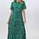 Thumbnail: Sugarhill Brighton Green Dappled Spot Danielle Shirt Dress