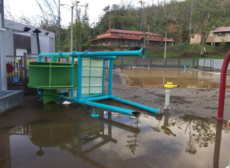 Rebuilding Puerto Rico's Water Systems