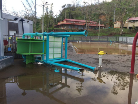 Rebuilding Puerto Rico's Water Systems