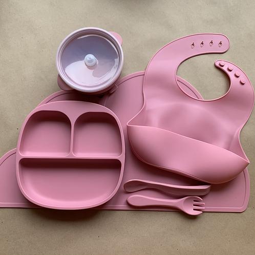 Набор силиконовой посуды Marshmallow