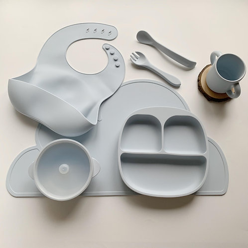Набор силиконовой посуды Summer Sky