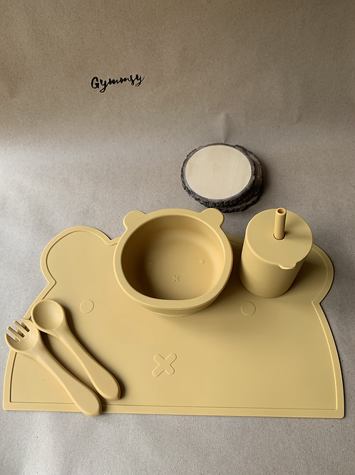 Набор силиконовой посуды Ochre