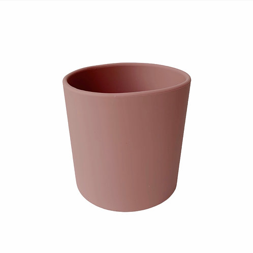 Силиконовый стаканчик Чайная Роза