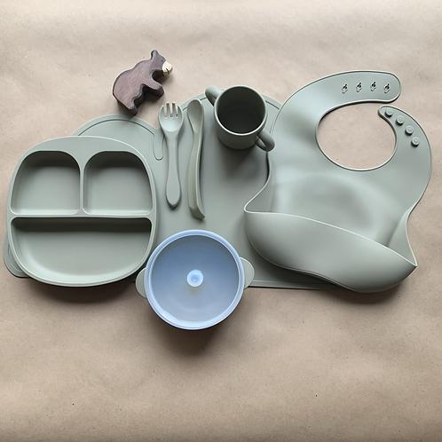 Набор силиконовой посуды Sage