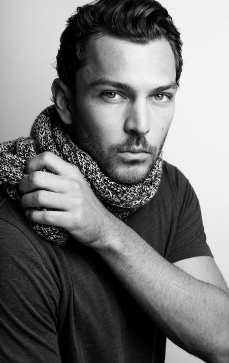 Model Mitchell Parker