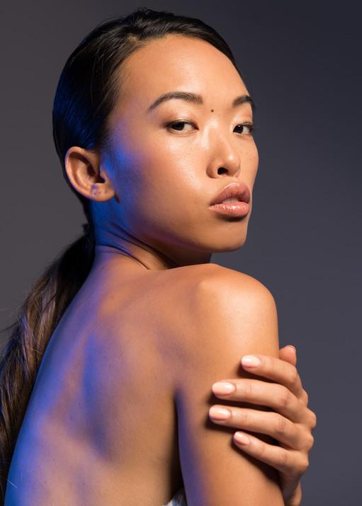 Model Angel Lin