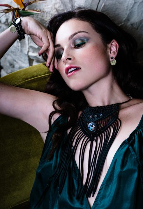 Nicole Castillo for VLM Jewelry