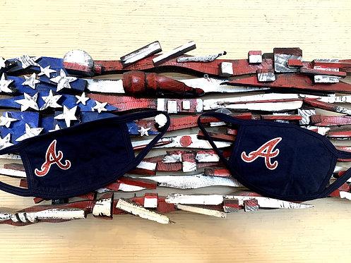 Atlanta Braves Mask