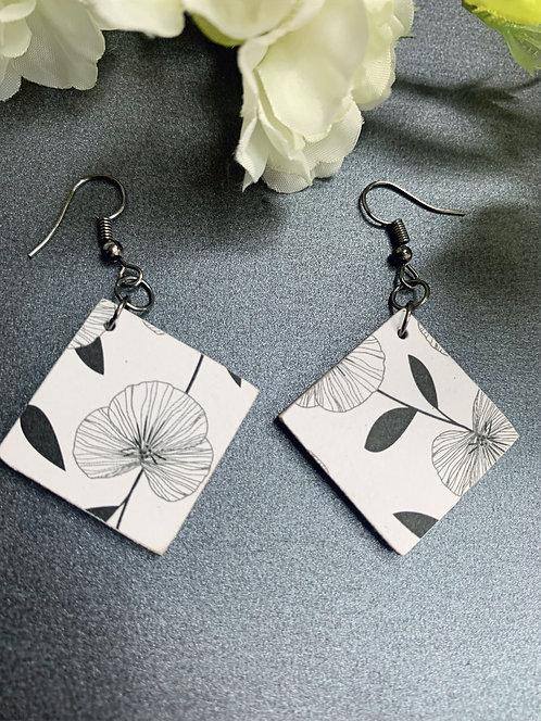 Black & White Poppies