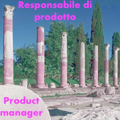 Responsabile del prodotto