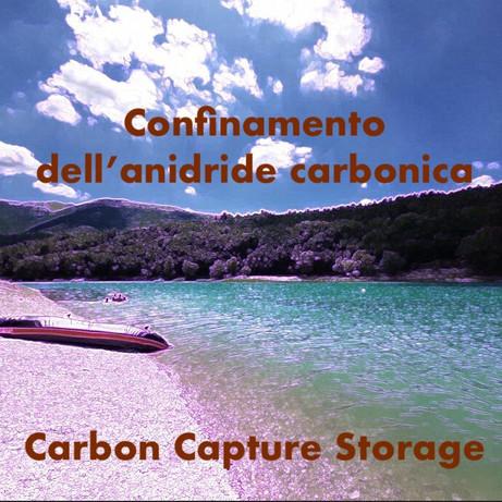 Confinamento dell'anidride carbonica