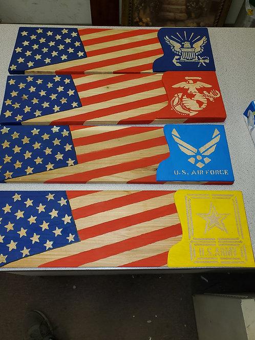 unique military plaques