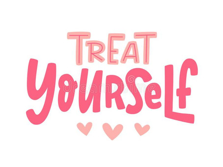 Day 20 of 20 - Autumnal Equinox Series: TREAT YOURSELF!!