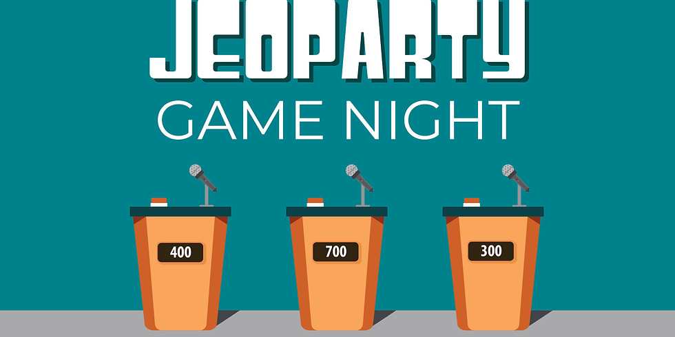 Jeoparty Game Night