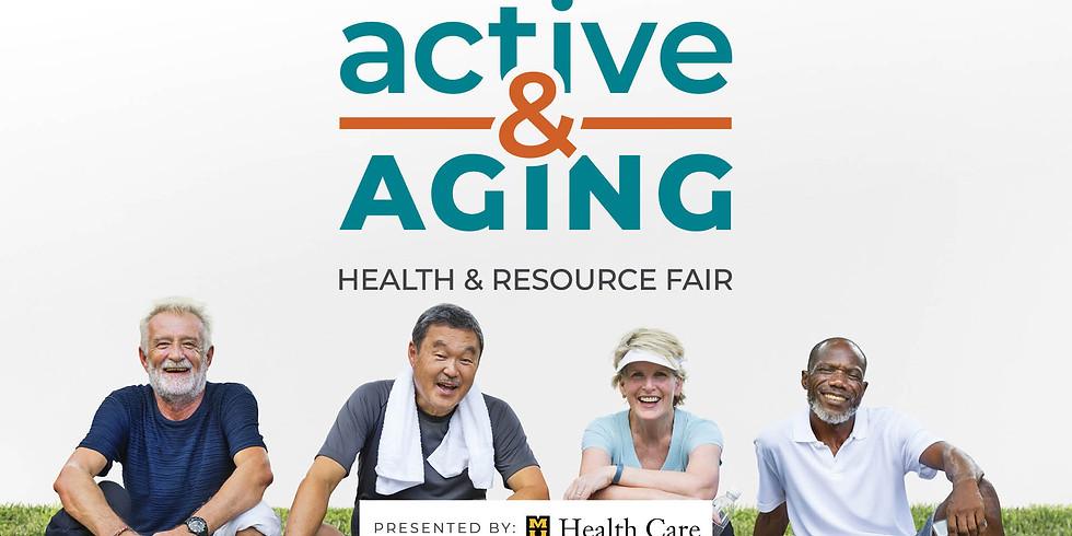 Active & Aging Health & Resource Fair