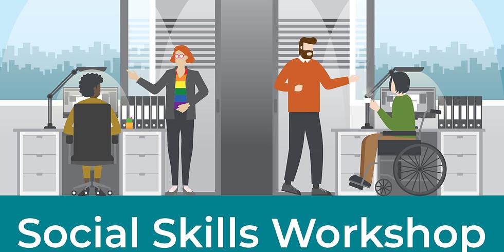 Social Skills Workshop: Conversation Skills