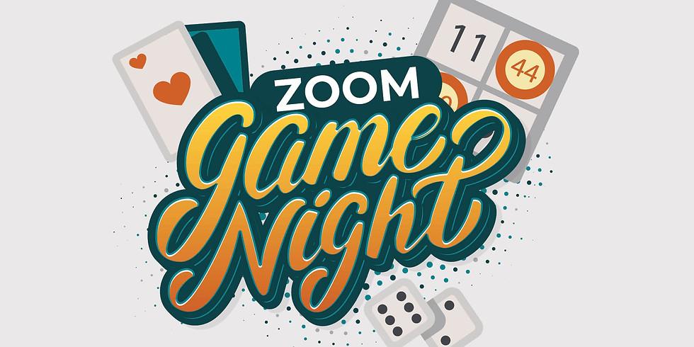 ZOOM GameNight