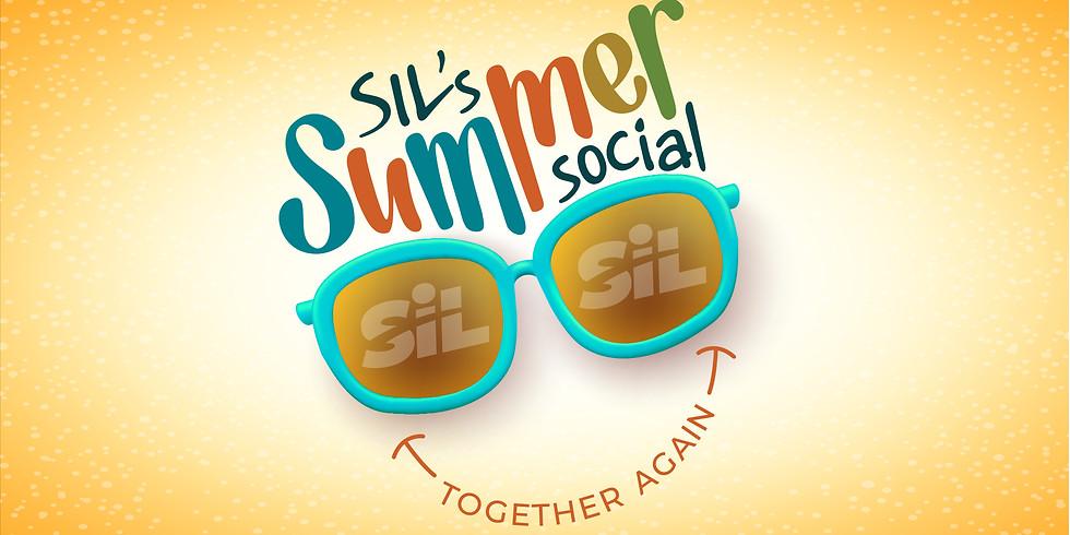SIL'S Summer Social