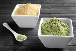 Powdered Herb