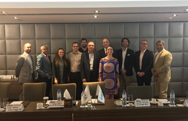 We discussed Mobile Marketing and future of Marketing in MENA region with Thought Leaders