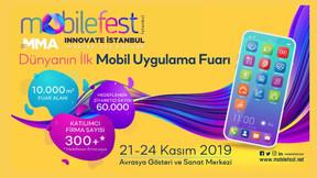Dünyanın ilk mobil uygulamalar fuarı mobilefest ile MMA Innovate'in lansmanı Ruby'de gerçekl